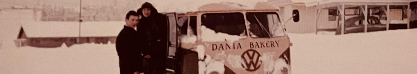 Dania Bakery Delivery Van